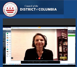 Mathematica's Johanna Lacoe Provided Virtual Testimony to the Council of the District of Columbia's Education Committee on January 30, 2018