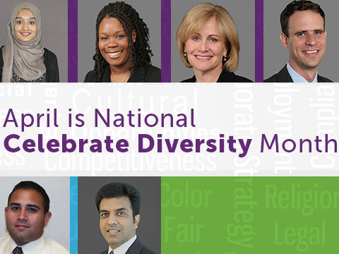 National Celebrate Diversity Month