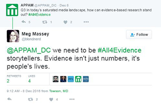 Meg Massey all4evidence tweet