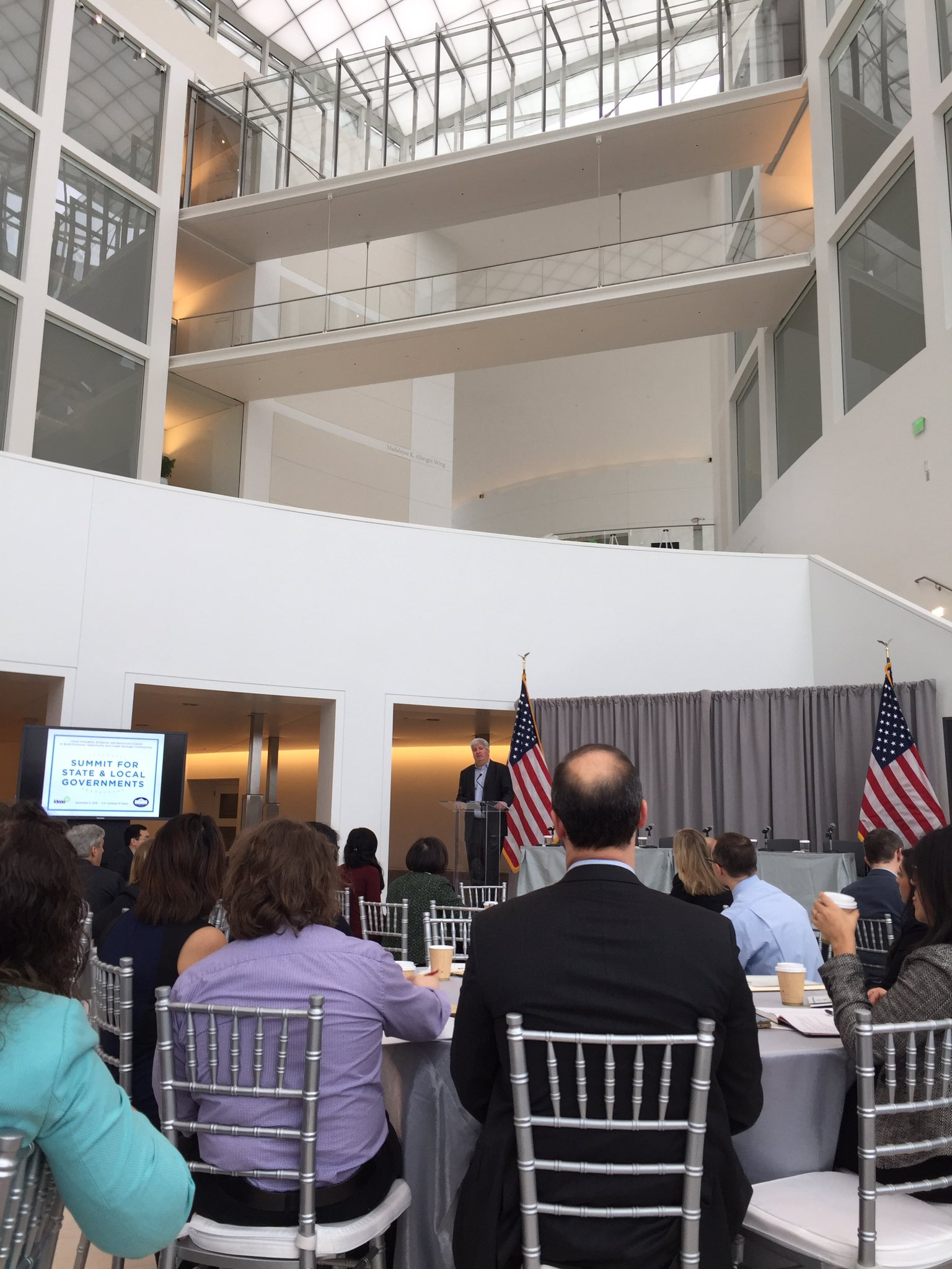 White House Behavioral Science Summit
