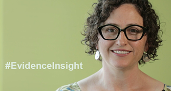 Evidence Insight video series Ann Person