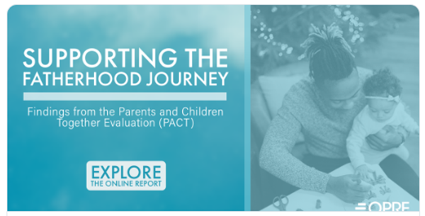 PACT Supporting the Fatherhood Journey