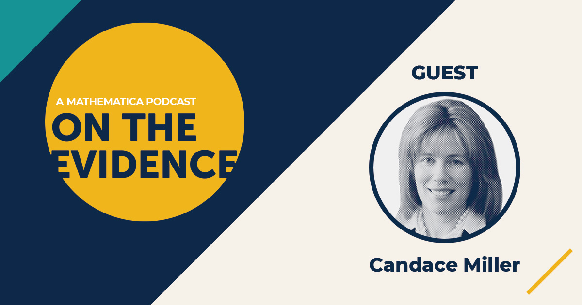 On the Evidence Guest: Candace Miller