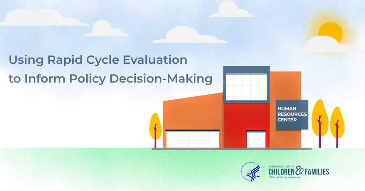 Rapid-Cycle Evaluation
