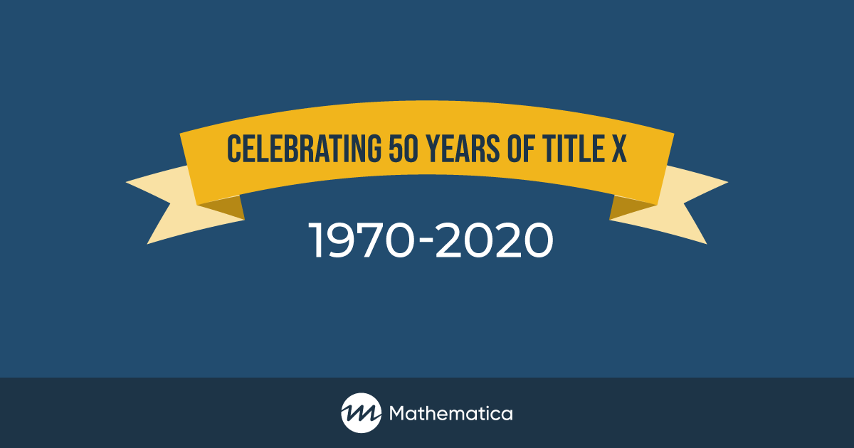 Celebrating 50 Years of Title X