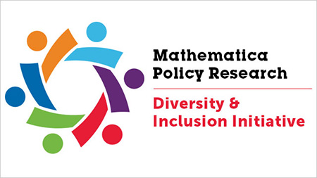 Mathematica Policy Research Diversity & Inclusion Logo