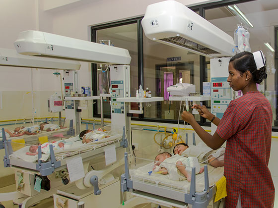 Independent Assessor for Maternal & Neonatal Health Impact Bond in India