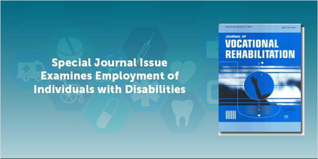 a study on the purpose and effect of supported employment on vocational rehabilitation Boaz and minerva santiago offer suggestions for working with vocational rehabilitation when you have a disability here are some suggestions for managing your relationship with your vocational rehabilitation counselor in a way that leads to a healthy progression of services and supports by.