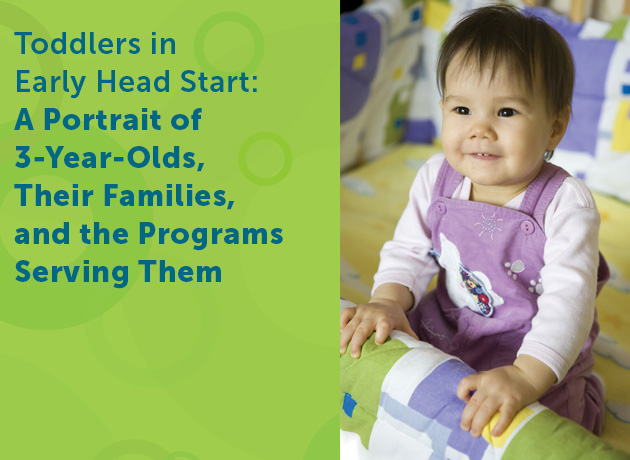 Early Head Start three-year-olds
