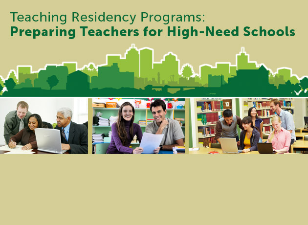 teaching residency programs