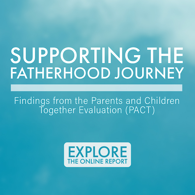 Supporting the Fatherhood Journey