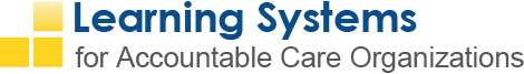 Learning Systems for Accountable Care Organizations
