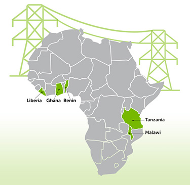 benin in sub saharan africa living below Africa, africa, caribbean and pacific (acp), sub-saharan africa, benin, european development fund (edf), governance, water and sanitation action to be financed under the african peace facility - african training centres in peace and security - 2012.