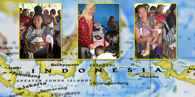 Indonesia nutrition project