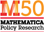 M50 Mathematica Policy Research logo