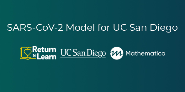 SARS-CoV-2 Model for UC San Diego