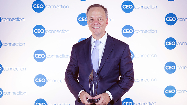 Paul Decker 2018 Mid-Market CEO of the Year