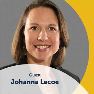 On the Evidence: A Mathematica Podcast - Guest Johanna Lacoe