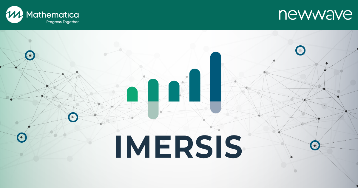 Dive Deep, Explore, and Refine Medicaid Data with Imersis, a New T-MSIS Data Quality Tool from Mathematica and NewWave
