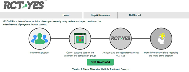 RCT-YES Chart