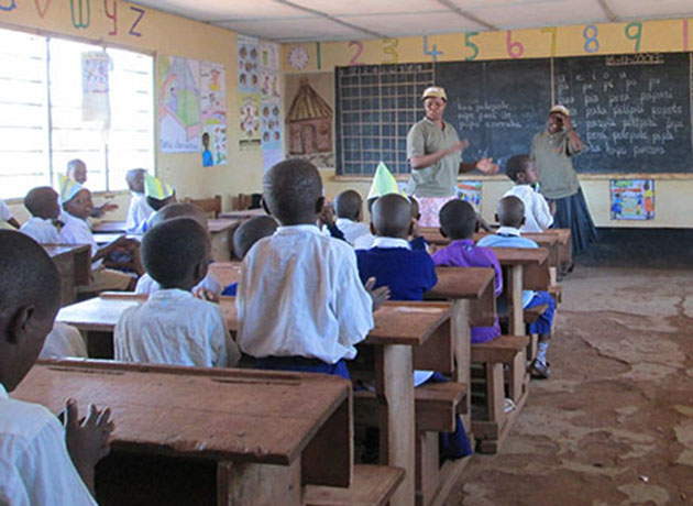 Tanzania Early Childhood Project